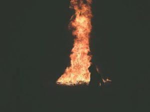Holyoke car fire