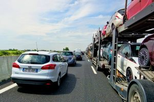 I-95 Crash Causes Traffic Backup