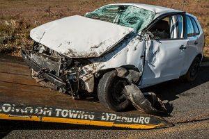 Traffic Incident on I-495