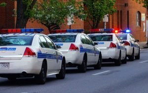 2 Police Cruisers Involved in Accident