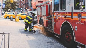 Brockton Firefighters Respond to Electrical Fire