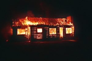 Springfield Woman Homeless After Fire