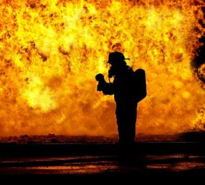 9 Residents Displaced by Fire