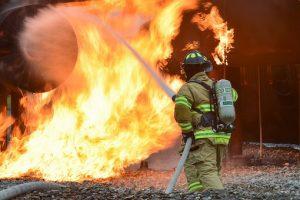 Crews Fighting Sunderland Business Fire