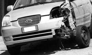 Vehicle Accident between Pedersen Road and Mountain Road