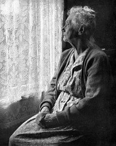 478px-Elderly_Woman_BW_image_by_Chalmers_Butterfield-239x300